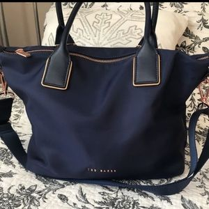 Royal Blue Ted Baker Tote